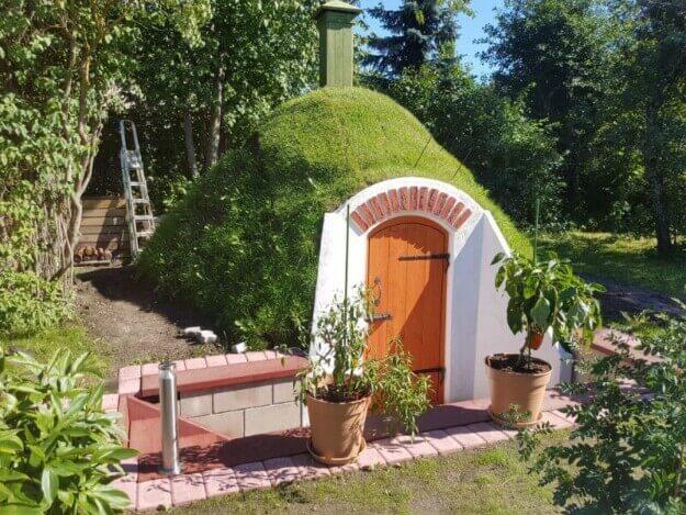 Maakellari Tallinnassa – Upea viinikellari ja maakellari juuri sinne, missä sitä tarvitaan